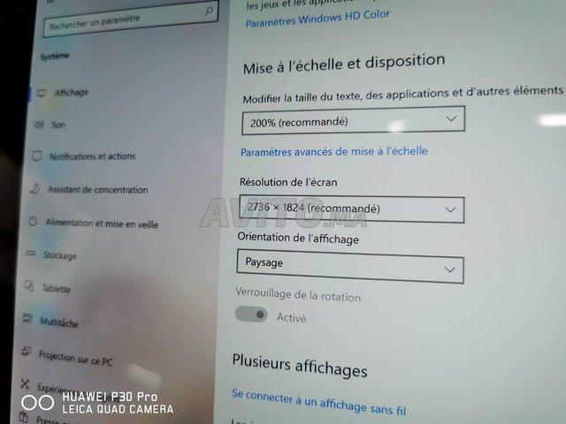Surface Pro 7 i3 10TH 4Go 128Go SSD 2K Display TBE - 8