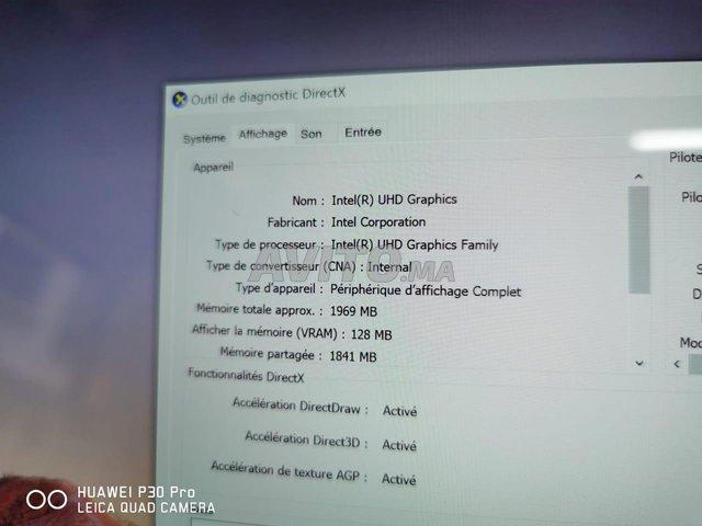 Surface Pro 7 i3 10TH 4Go 128Go SSD 2K Display TBE - 6