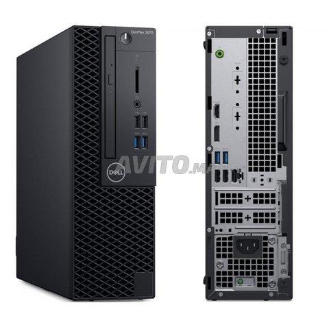 Pc Bureau DELL OptiPlex I7-9700 8GB 1TB Ecran 22 - 3