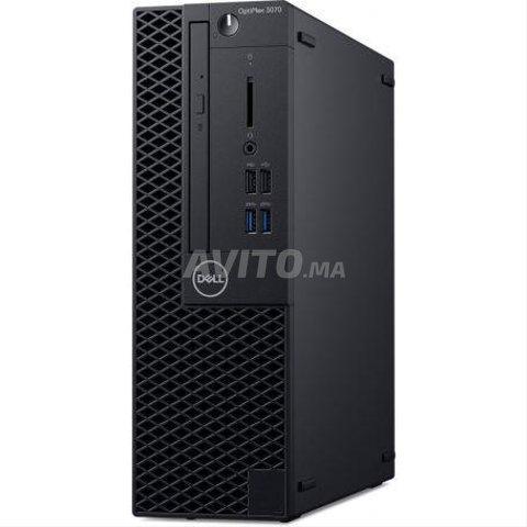 Pc Bureau DELL OptiPlex I7-9700 8GB 1TB Ecran 22 - 2