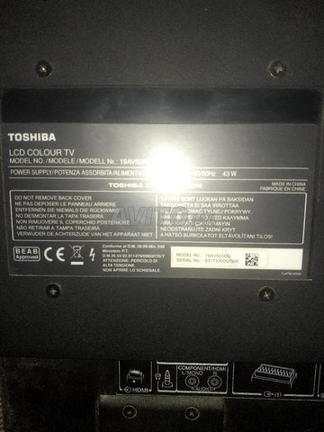 tv plazma Toshiba  - 2