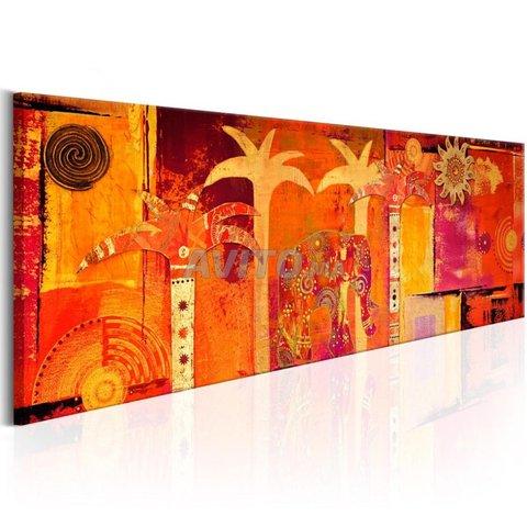 Tableau Afrrican Collage بسعر مناسب  - 1