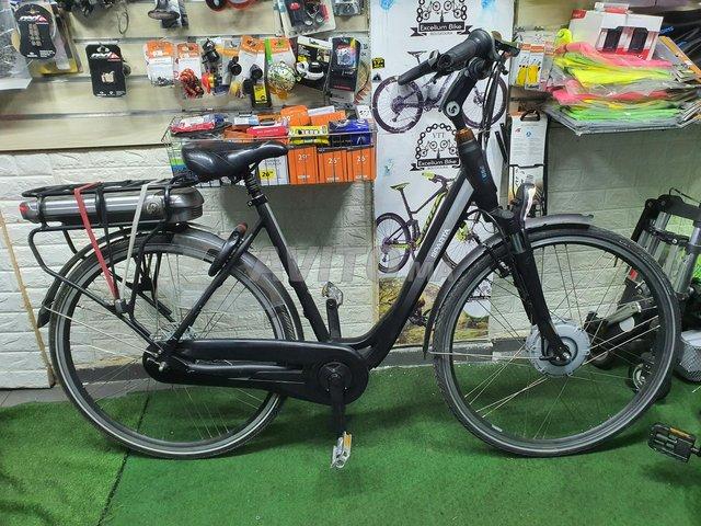Vélo Électrique Sparta F8 Aluminium 2019 - 9