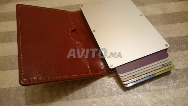 Porte carte bancaire محفظة للبطاقات - 1