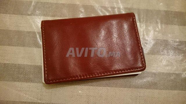 Porte carte bancaire محفظة للبطاقات - 2