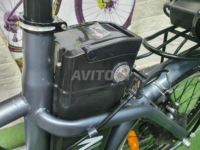 Vélo Électrique MoovWay Aluminium 2021 Pliable - 2