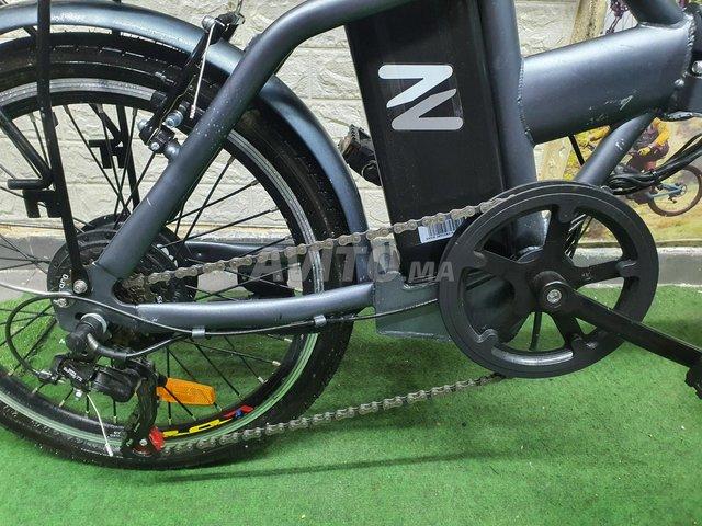 Vélo Électrique MoovWay Aluminium 2021 Pliable - 4