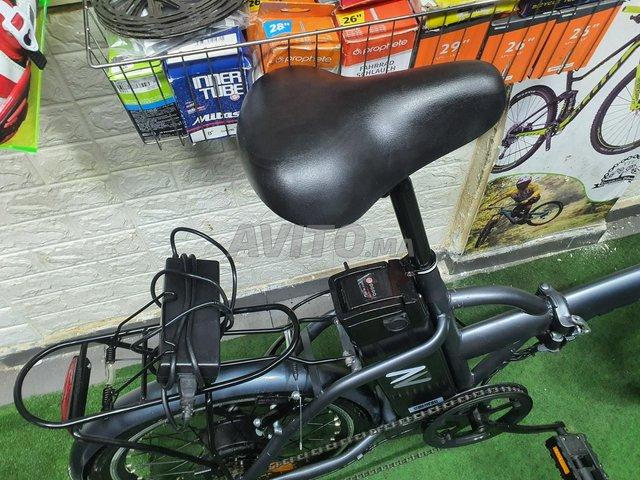 Vélo Électrique MoovWay Aluminium 2021 Pliable - 3