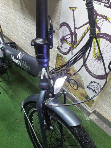 Vélo Électrique MoovWay Aluminium 2021 Pliable - 6