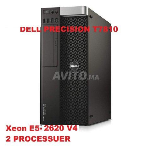 S.T Dell T7810 2*E5-2620 V4 /Quadro M4000 .8Go - 1