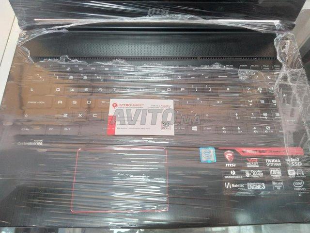 MSI Pro Gamer 1060 gb écran de 17.3 4k - 2