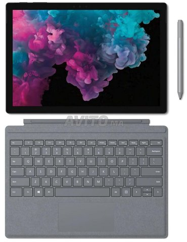 Microsoft Surface Pro 6 i7 8GB 256GB - 8