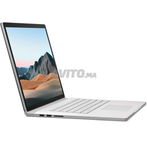 Microsoft 15'' Surface Book 3 i7 10e gen 32GB 1TB - 5