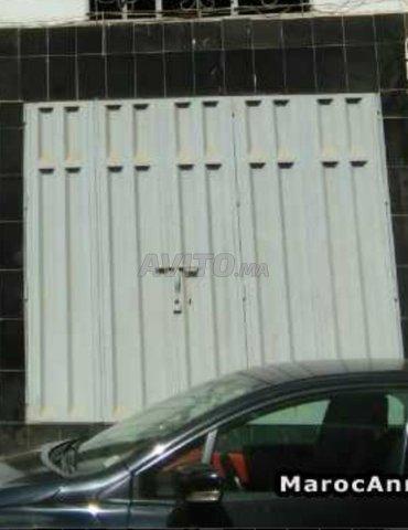 deux portes garage extérieur - 1