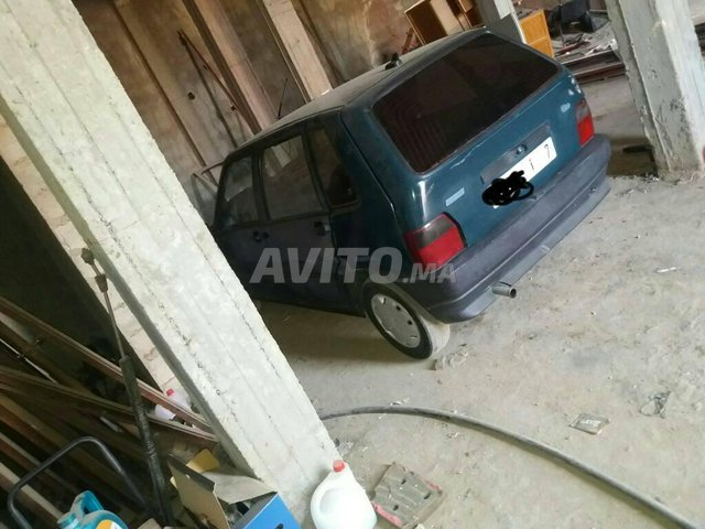 fiat uno issence - 1