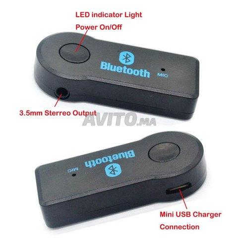 AUX de musique Bluetooth 5.0 automatique A2DP - 5