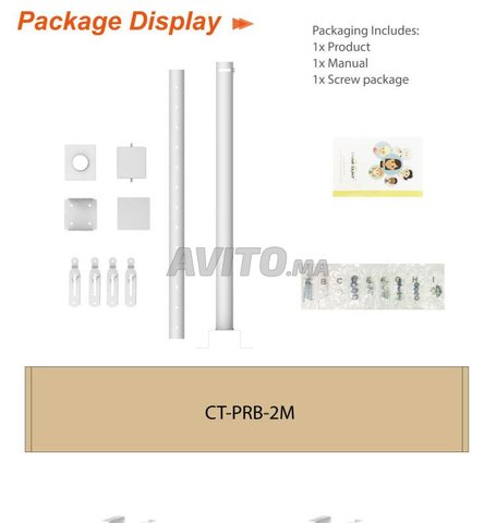 Universal Video Projecteur Support Rotatif  - 4