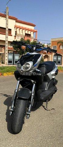 Scooter stunt MBK - 1