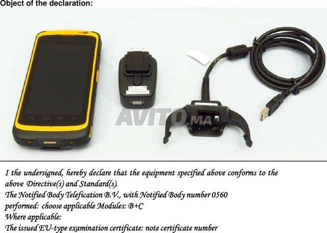 scanner de code-barres RS51 - 3