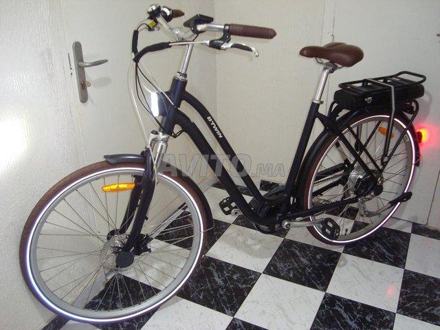 vélo de ville electrique btwin900e Taille M - 1