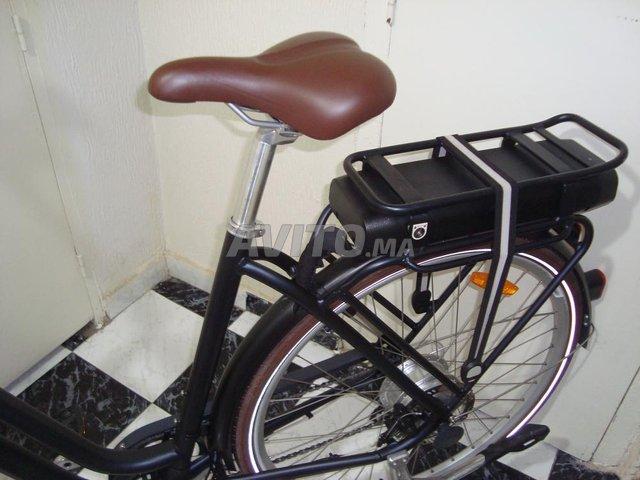 vélo de ville electrique btwin900e Taille M - 4