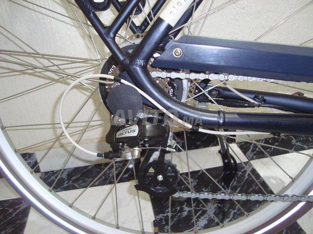 vélo de ville electrique btwin900e Taille M - 2