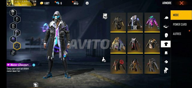 account free fire - 6