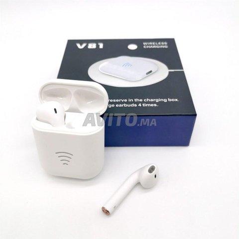 TWS Le casque sans fil Bluetooth v81   sans fil - 5