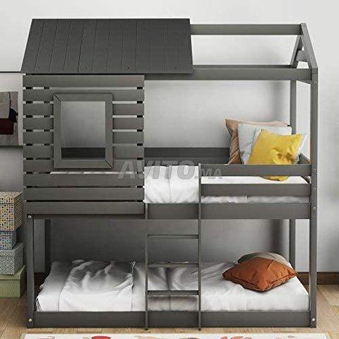 lits superposés pour enfants  - 1