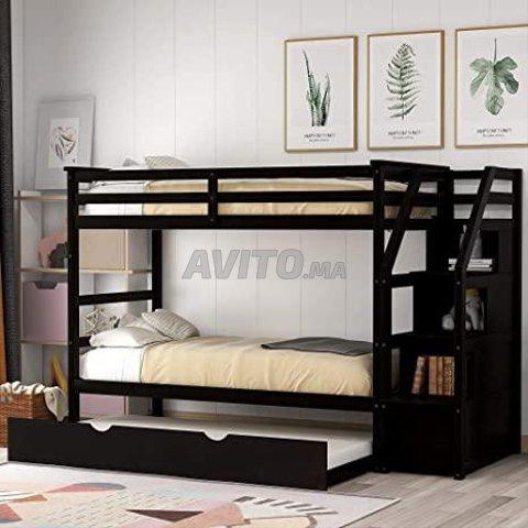 lits superposés pour enfants  - 3