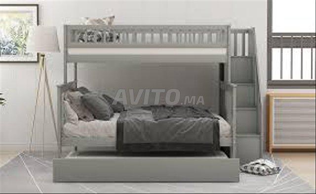 lits superposés pour enfants  - 4