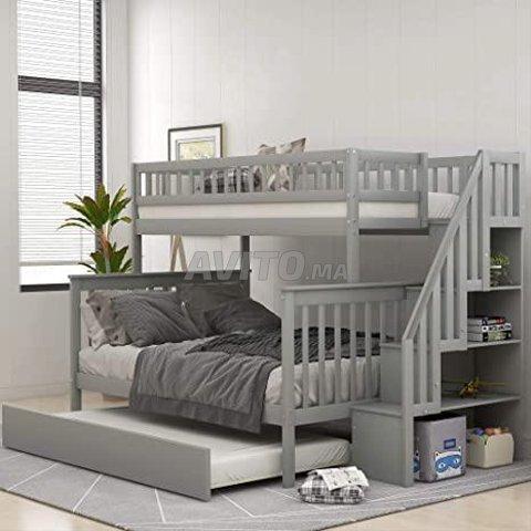 lits superposés pour enfants  - 5
