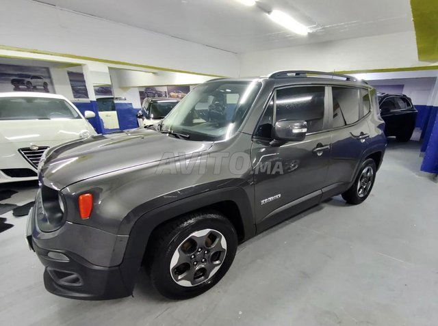 Jeep renegade longtitude  - 3