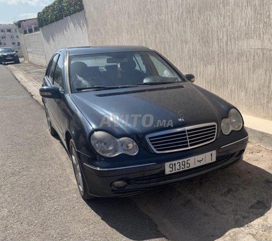 Mercedes c220 - 4