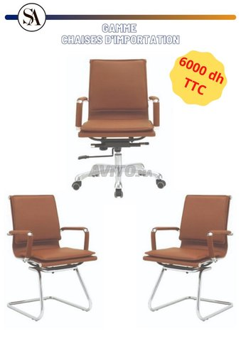 Chaises d'importation  - 1