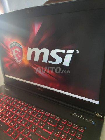 MSI I7 7TH 6 GB GPU 120 HZ - 1