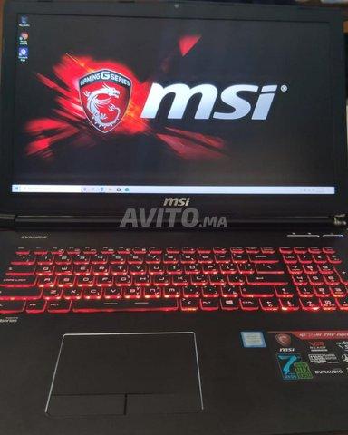 MSI I7 7TH 6 GB GPU 120 HZ - 3