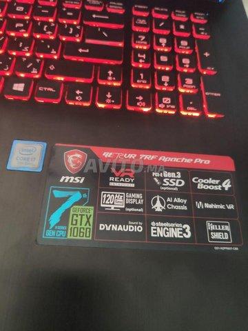 MSI I7 7TH 6 GB GPU 120 HZ - 2