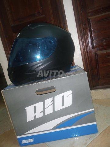 casque moto - 1