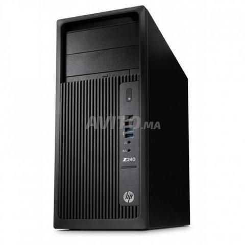 HP Z240 INTEL  i7-6700/16Go DDR4/ 1 To SATA - 1