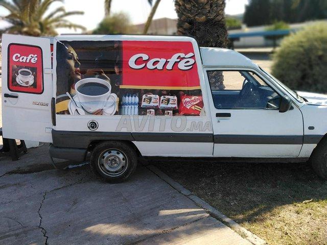 Renault Express Café Équipé مقهى متنقل - 1