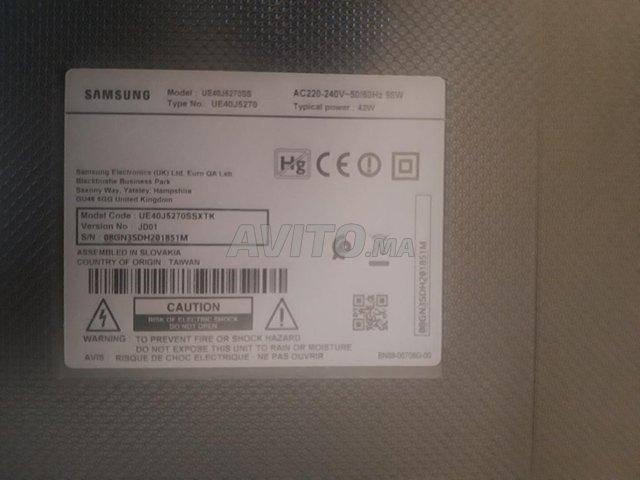 TV Samsung LED 40 Ecran brisé - 3