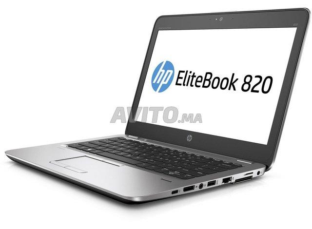 PC PORTABLE ULTRABOOK HP ELITEBOOK 820 G3  - 3