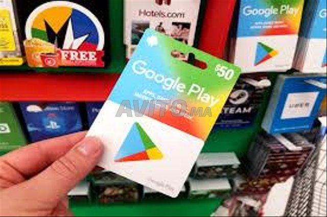 Play store USD carte itunes  - 1