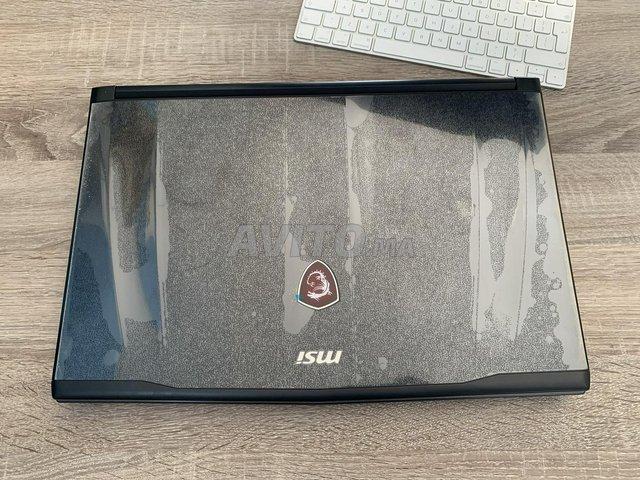 MSI G72 8RE I i7 8Gen I GTX 1060 - 6