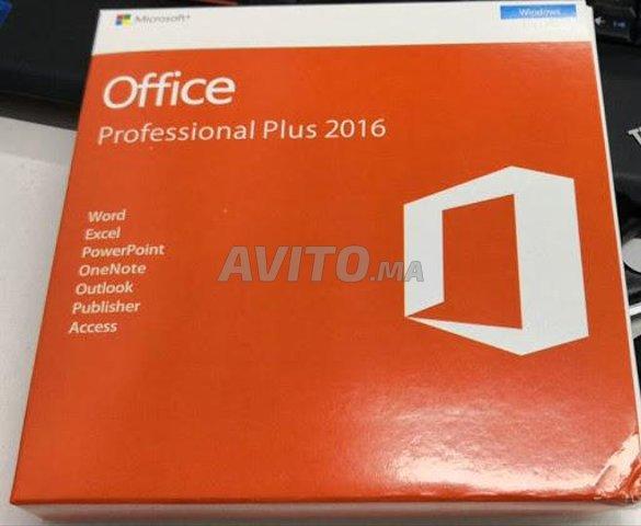 Microsoft Office 2016 Professionnel Plus - 1