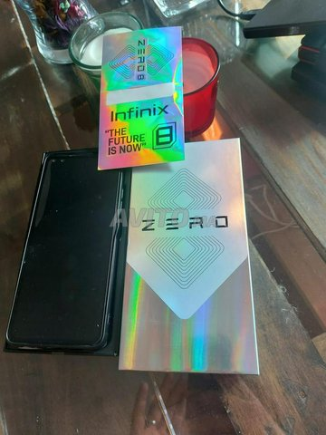 Infinix zero 8 - 1