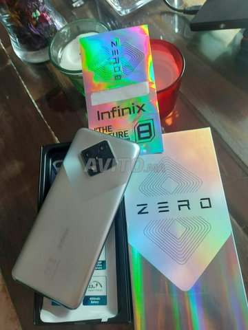 Infinix zero 8 - 4