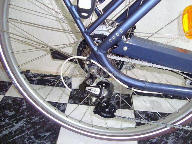 vélo électrique btwin Bleu 900e Taille L - 2