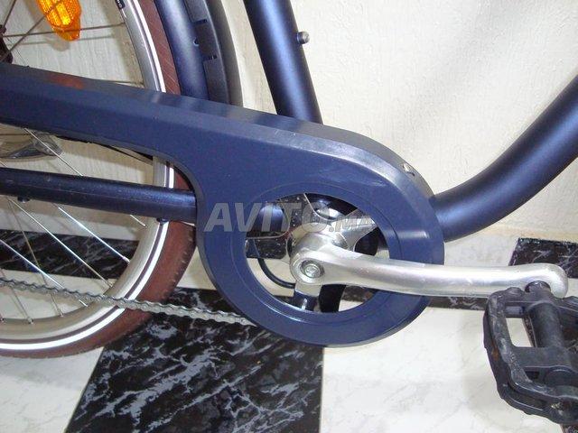vélo électrique btwin Bleu 900e Taille L - 8